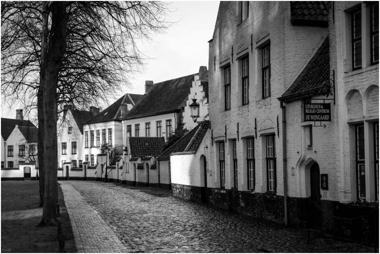 Brugge begijnhof (1 of 1)