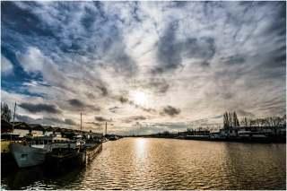 Gent zeehaven kleur