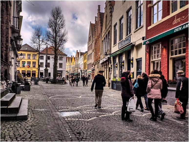 Brugge-Sint Amandsstraat