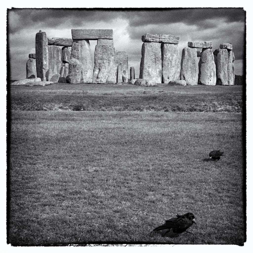 Stonehenge zw