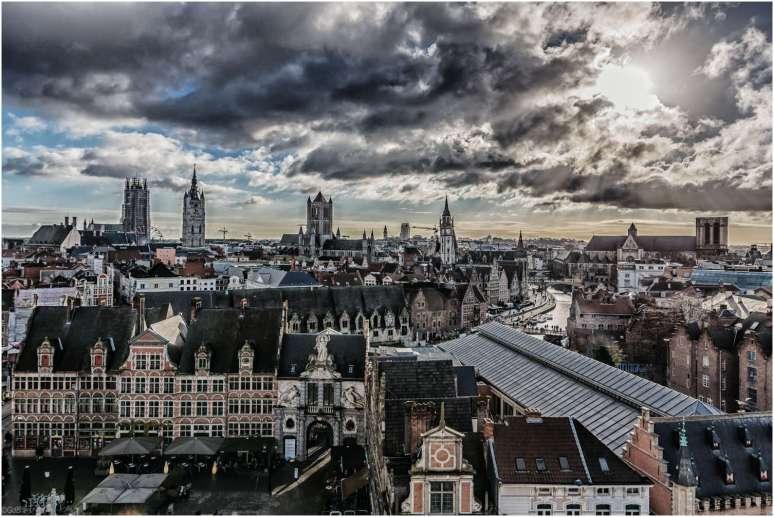 Torens van Gent
