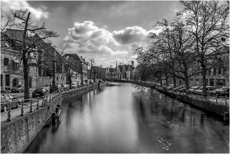 Brugge - Potterielei
