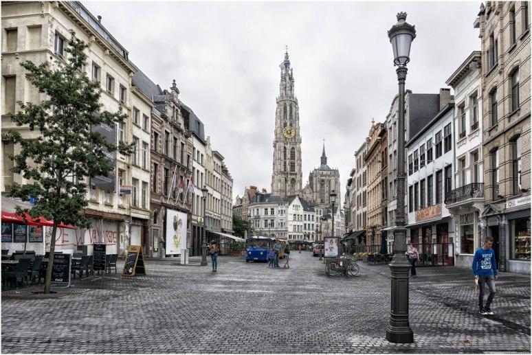 Onze lieve vrouwetoren  Antwerpen