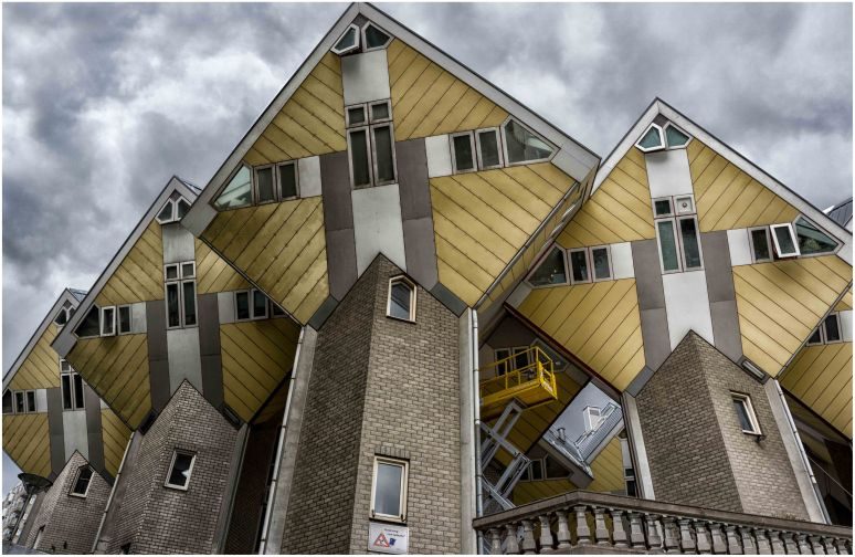 Kubussen Rotterdam
