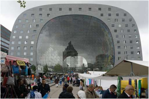 Rotterdam markthal-2