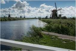 Molens Nederland Kinderdijk-3