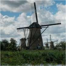 Molens Nederland Kinderdijk-4
