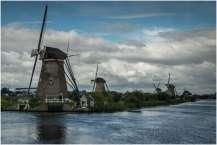 Molens Nederland Kinderdijk-5