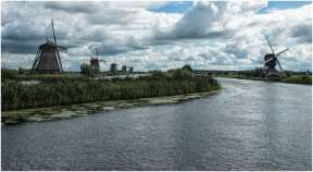 Molens Nederland Kinderdijk-8