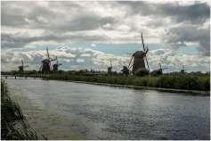 Molens Nederland Kinderdijk-9