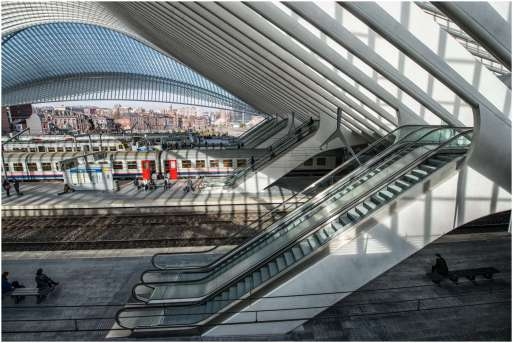 Station Luik-Guillemins 11