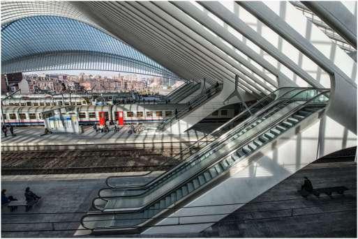 Station Luik-Guillemins 11