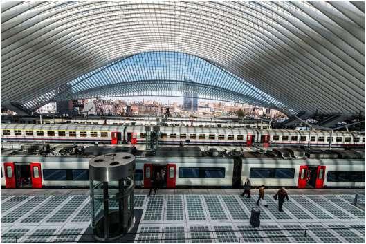 Station Luik-Guillemins 6
