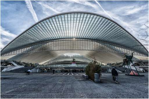 Station Luik-Guillemins 9