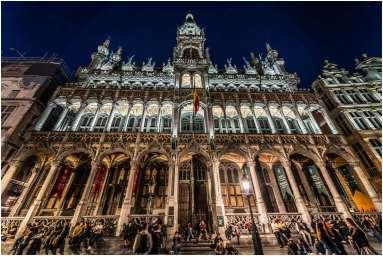 Brussel grote markt 2