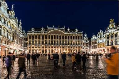 Brussel grote markt 3