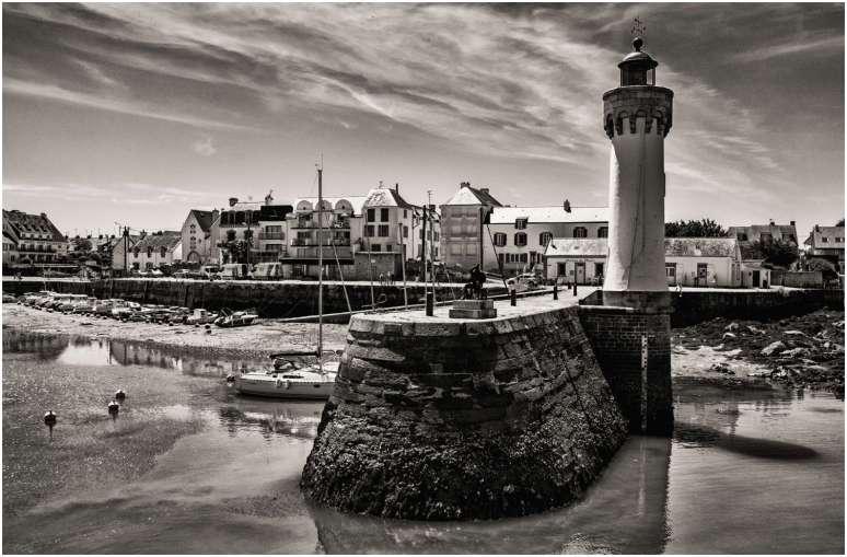 Lighthouse Port Haliguen - Quiberon 2