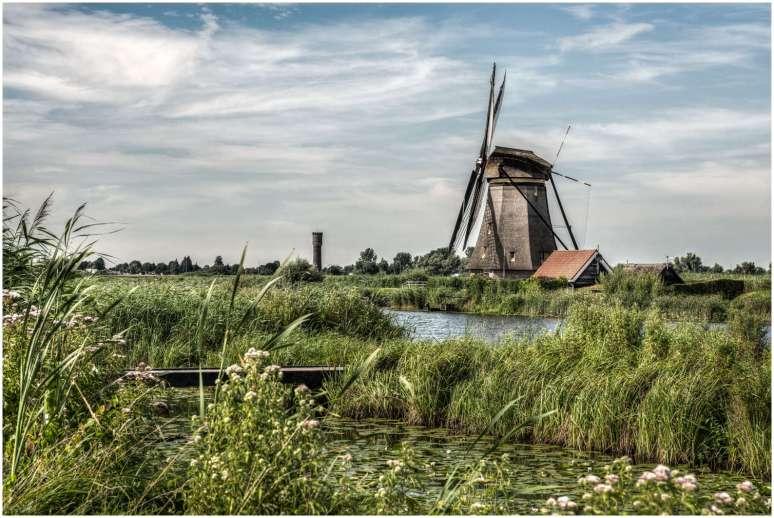 Nederland…molenland