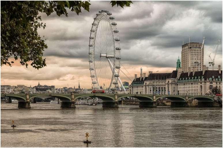 London Eye 1