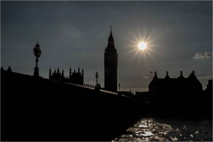 Mysterious Londen
