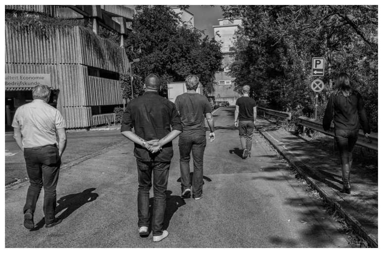walk-away