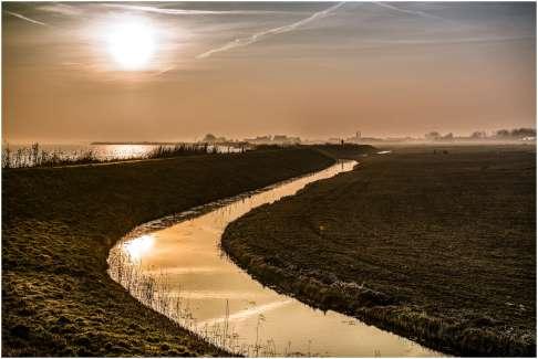 marken-sunset