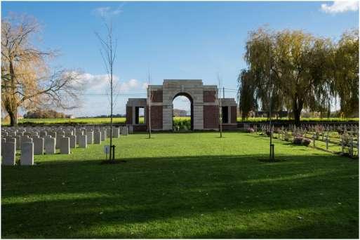 Lijssenthoek Military Cemetery-3