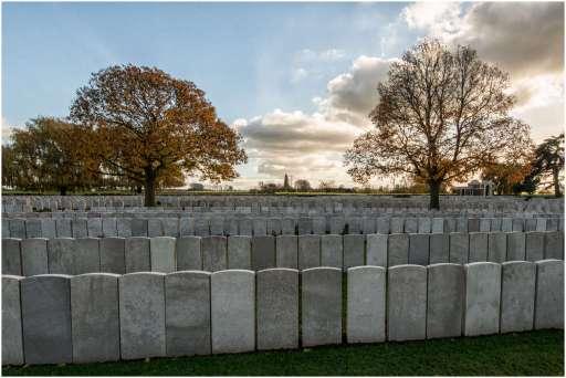 Lijssenthoek Military Cemetery-7